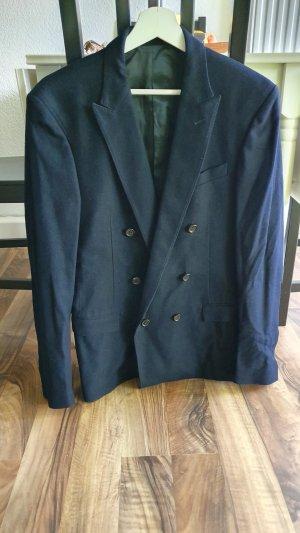 Costume National Wool Blazer steel blue