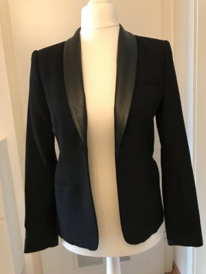 Sakko von Zara in M in schwarz