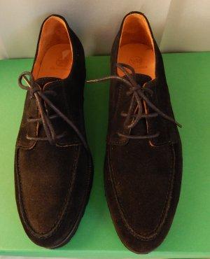 Salamander Chaussures à lacets noir