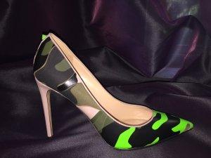 SALE!!!  --70%%%%    VALENTINO Stiletto Camouflage, Neupreis 800 EUR