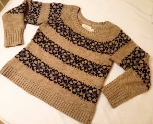 %SALE 75% Cool winter Sweatshot wool size M