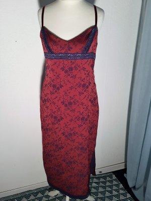 Sale! 79,- Kookai Langes Kleid mit Spitze Gr 40M neuwertig