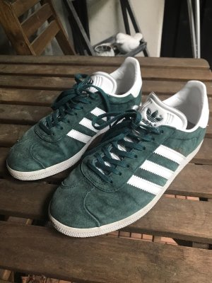%SALE% Adidas BB5253 Green White Gazelle Limited Sneakers UK 6 EUR 39 1/3