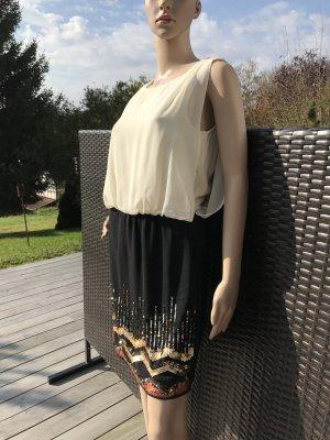 Vero Moda Vestido de cóctel multicolor