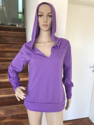 Reebok Hooded Shirt lilac