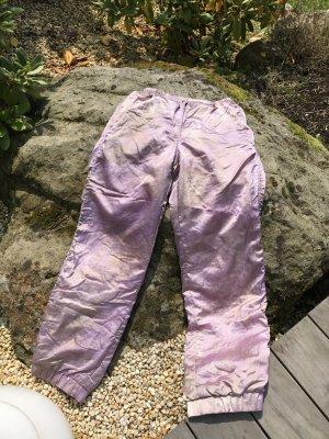 Pantalon de ski multicolore polyamide