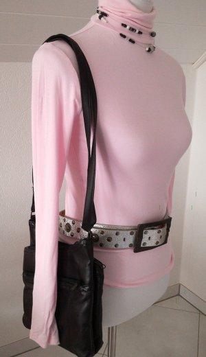 ♥Sale%blassrosa Rolli,Rollkragenpullover,Gr,M/38Shirt,Pullover