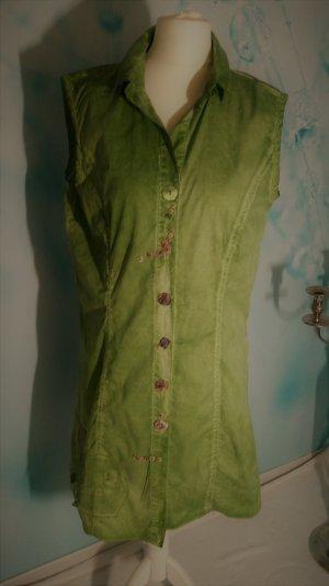 Sale! Bottega Elisa Cavaleti Traum Sommer Blusen- kleid Hemdkleid 38 M