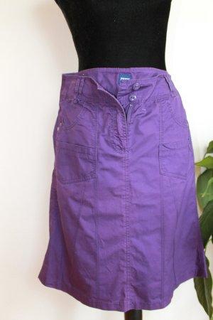 Cecil High Waist Skirt lilac