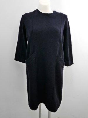 SALE! COS * M * Wollkleid * 100% Wolle * oversized * Halbarm