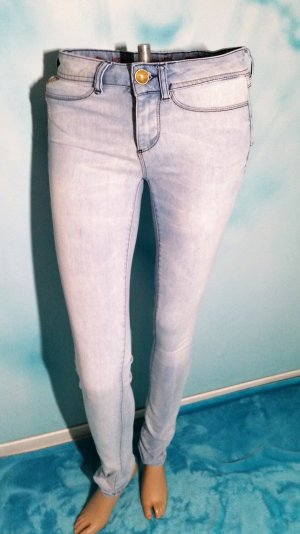 Sale! Desigual Jeans Jeggings Röhre Strech XS-S