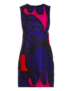 SALE DVF Minikleid in strahlenden Farben und modernem Schnitt
