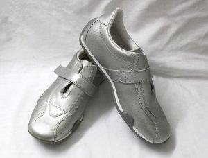 SALE %%% Esprit Sneakers Farbe silber grau