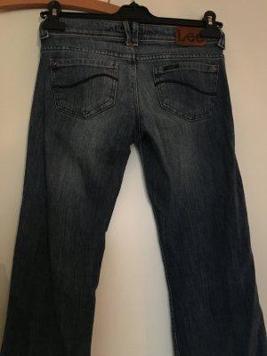 #Sale Gerade geschnittene Jeans von Lee, Größe 25 / 33