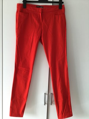 Clockhouse Jersey Pants red cotton