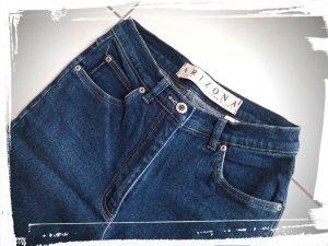 %Sale!gut sitzende Arizona Jeans,Hose,dunkelblau,Damenhose,Gr. 36/S