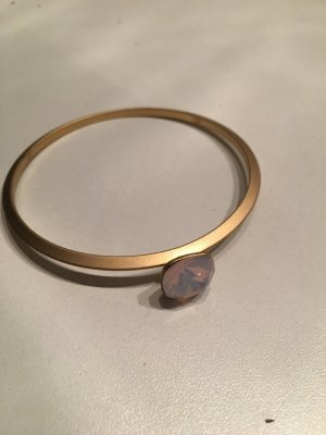 Bangle gold-colored-pink