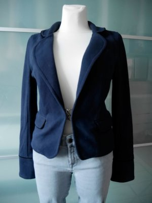 SALE!* JUICY COUTURE * Sweat Blazer * Marine * Navy * L / 40