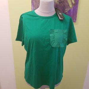 Sale Letzter Preis Luisa Cerano Shirt Grün Gr. 44 Neu mit Etikett