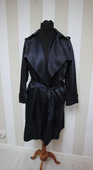 Long Jacket dark blue