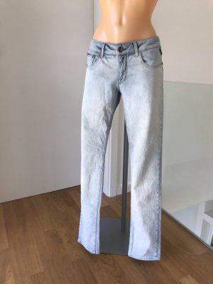 Replay Jeans skinny multicolore Cotone