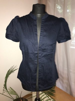 %SALE% Mango Shaping bluse L 40 42 Dark Blue