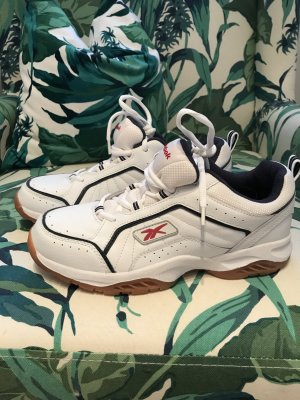 Reebok Lace Shoes multicolored leather