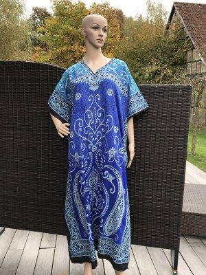 SALE!!! * NUR NOCH HEUTE!!! * Lange Tunika Kaftan Hauskleid Strandkleid orientalischer Stil