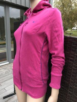 Nike Veste à capuche multicolore coton