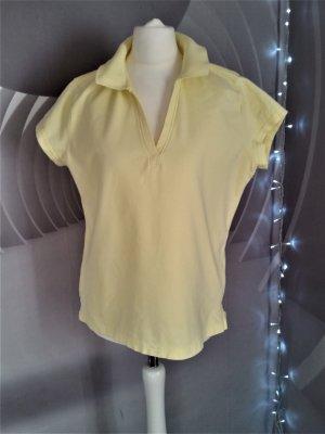 Sale! Poloshirt Zitronengelb H&M Gr 42 L neuwertig
