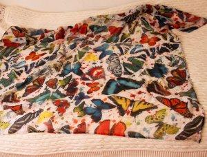 SALE-SALE!Schmetterlings-XXL-Tuch, Loop-tuch, MUST HAVE