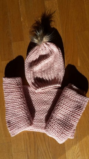 SALE: Schal & Mütze Set