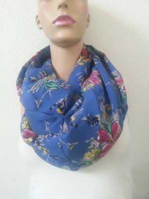 Snood multicolored polyester