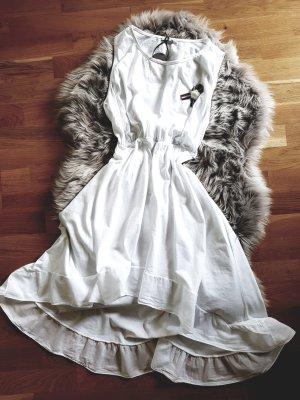 new collection Abito bianco Cotone