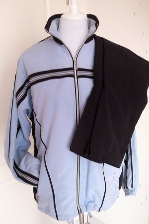 Leisure suit azure-black