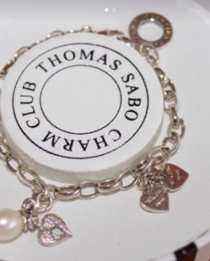 SALE! Thomas Sabo Armkette inkl. Charm