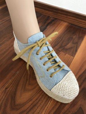 Heine Sneakers multicolored cotton