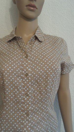SALE!!! Tolle Tupfen-Bluse Kurzarm von More & More