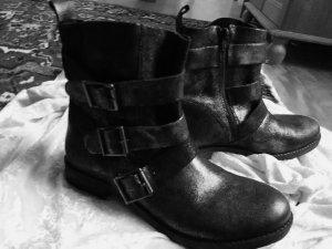 SALE * Trendsetter S.Oliver Boots aus Leder