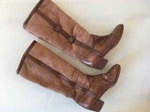 SALE! True Vintage Boots Retro Leder Stiefel