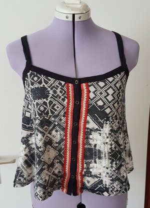 SALE Urban Outfitters luftiges, gemustertes Top Gr. M