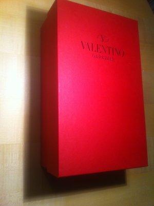 """sale""""Valentino""""-NEUE Box (Schuhe) oder als DECO/ Aufbewahrung"""