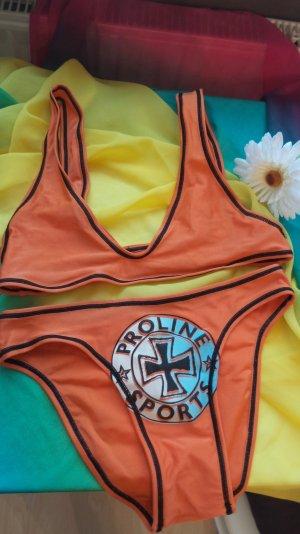 SALE!!! WEGEN UMZUG NUR NOCH HEUTE!!! Proline Sports Bikini Orange Gr.34 NEU UND UNGETRAGEN!