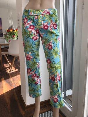 SALE!!! * Wunderschöne neue Sommerhose * Blumenhose * Tolle Farben