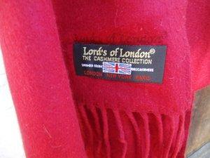 "Sale Xmas-30.11. ""Lords of London"" Kaschmir XL schal"