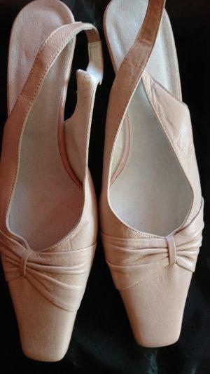 Angesagte Leder Business Schuhe Zanon & Zago Gr. 41