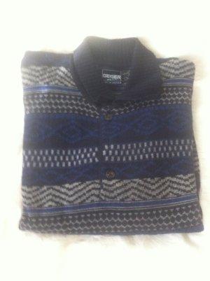 Geiger Norwegian Sweater multicolored wool