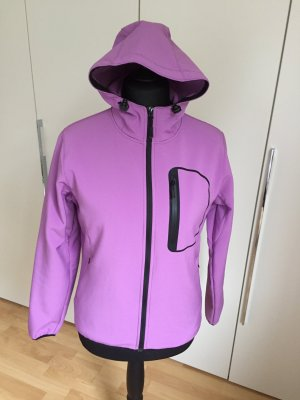 Salewa Veste softshell rose polyester