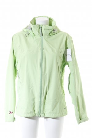 Salewa Sports Jacket lime-green casual look