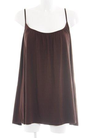 Sallie Sahne Haut basique bronze-brun style décontracté